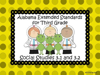 Ala Extended Standards 3rd Grade Social Studies