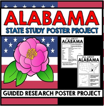 Alabama State Study - Facts and Information - Guided Resea