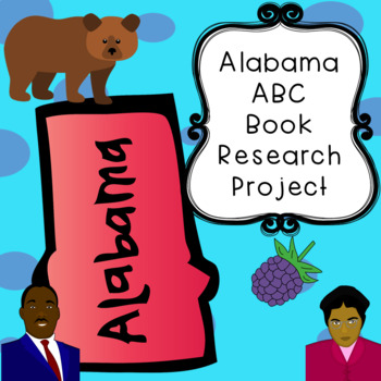 Alabama ABC Book Research Project