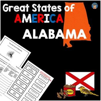 Alabama Activity Packet