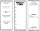 Alabama - State Research Project - Interactive Notebook - Mini Book
