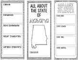 Alabama - State Research Project - Interactive Notebook -