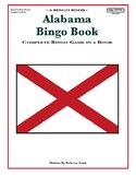 """Alabama Bingo Book: A Complete Bingo Game in a """"Book"""""""