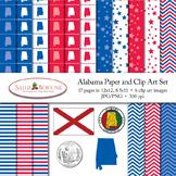 Alabama Clip Art
