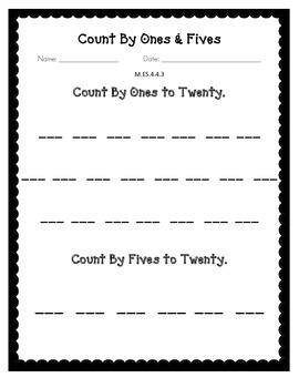 Alabama Extended Standard M.ES.4.4.3 Work Sheets
