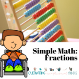 Simple Fractions Worksheets