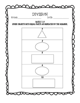 Alabama Extended Standard M.ES.7.1.3 Worksheets