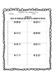 Alabama Extended Standard M.ES.7.3.4 Worksheets