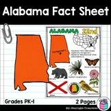 Alabama Fact Sheet