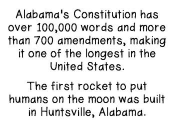 Alabama Fact of the Week