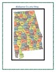 Alabama Geography, Maps, Flag, Data, and Assessment