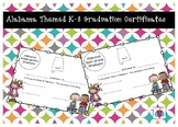 Alabama Graduation Pre-K-8 Certificate