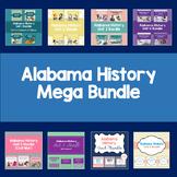 Alabama History: Growing Mega Bundle