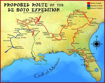 Alabama History Unit 2: European Exploration and Settlement in Alabama