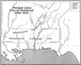 Alabama History: Unit 5a: Alabama Statehood
