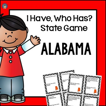 Alabama I Have, Who Has Game