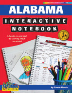 Alabama Interactive Notebook: A Hands-On Approach to Learning About Our State!