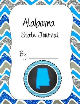 Alabama Journal Set