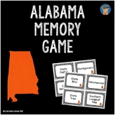 Alabama Memory Game