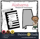Alabama Passport (State Research Project)