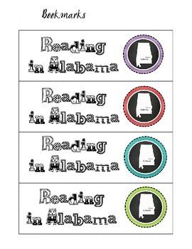 Alabama Reading Packet