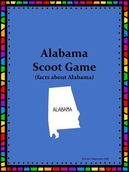 Alabama Scoot Game