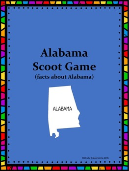 Alabama Scoot Game