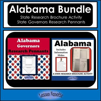 Alabama State Bundle