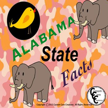 Alabama State Facts