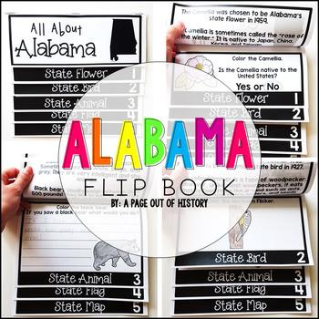 Alabama State Flipbook