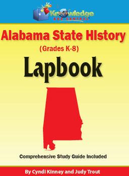 Alabama State History Lapbook