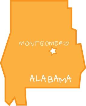Alabama State Pack