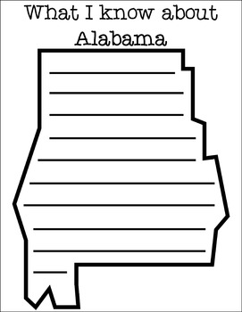 Alabama State Pack