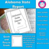 Alabama State Report