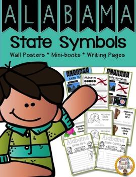 Alabama State Symbols Notebook