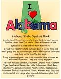 Alabama State Symbols Student Book