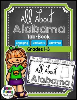 Alabama Tab-Book