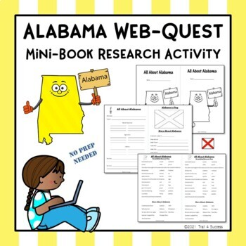 4th grade geography webquests resources lesson plans teachers alabama webquest common core research mini book publicscrutiny Image collections