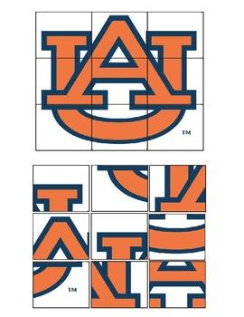 Alabama/Auburn Cutting Exercise
