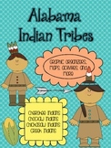 Alabama/Southeast Indian Tribes Bundle: Cherokee, Choctaw, Chickasaw, and Creek