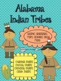 Alabama/Southeast Indian Tribes Bundle: Cherokee, Choctaw,