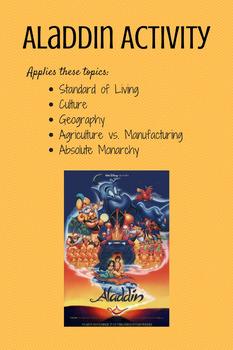Aladdin Activity