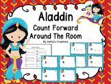 Aladdin Count Forward Around The Room