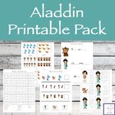 Aladdin Printable Pack
