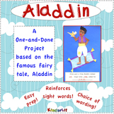 Aladdin One and Done Project