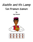 Aladdin and His Lamp Ten Frames Games