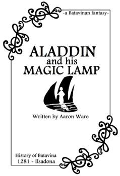 Aladdin and his Magic Lamp - a Short Play
