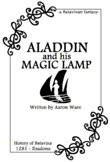 Aladdin and his Magic Lamp - a Short Play