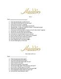 Aladdin part 1 and 2