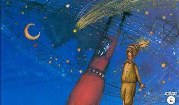 Aladdin recall, writing prompts